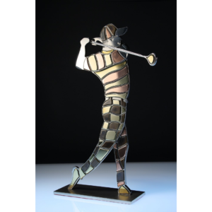 Thibaud Dière - Le Golfeur