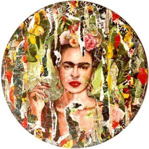 Anne Mondy - Smoking Frida